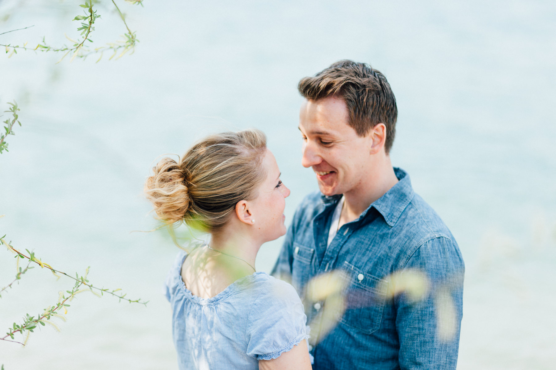 Annika & Matthias - Paarshooting am Strand 01
